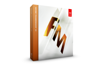 Adobe FrameMaker 10